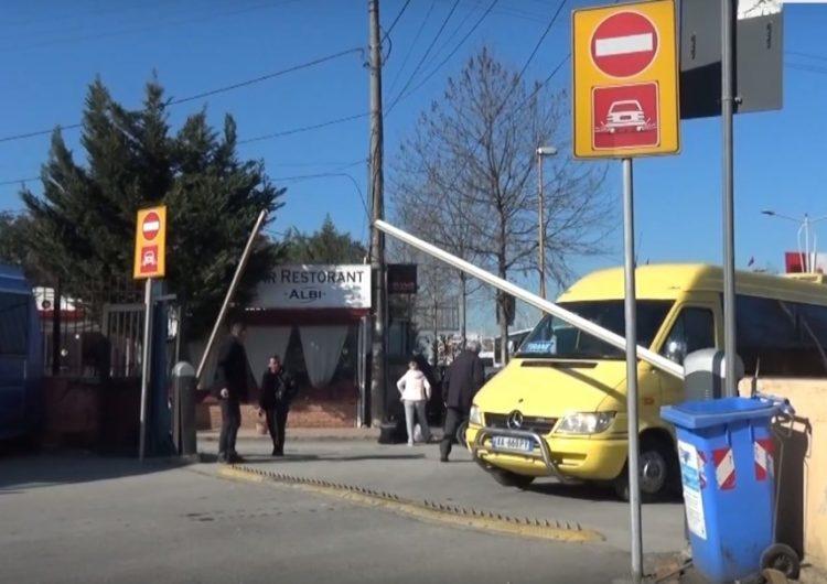 VIDEO/Probleme me licensat në Transportin Ndërqytetas