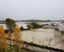 Hapja e rezervuarëve ndikoi në përmbytjet e dhjetorit?