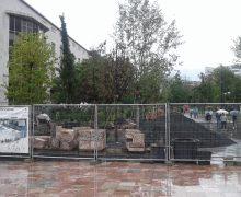 Rehabilitimi i sheshit Skënderbej brenda majit