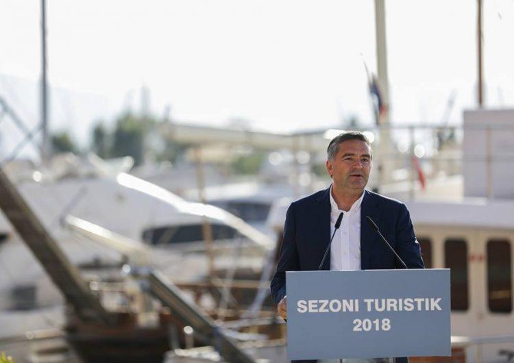 Blendi Klosi: Asnjë plazh nuk do të lejohet të funksionojë në vitin 2018 nëse nuk ka vrojtues plazhi