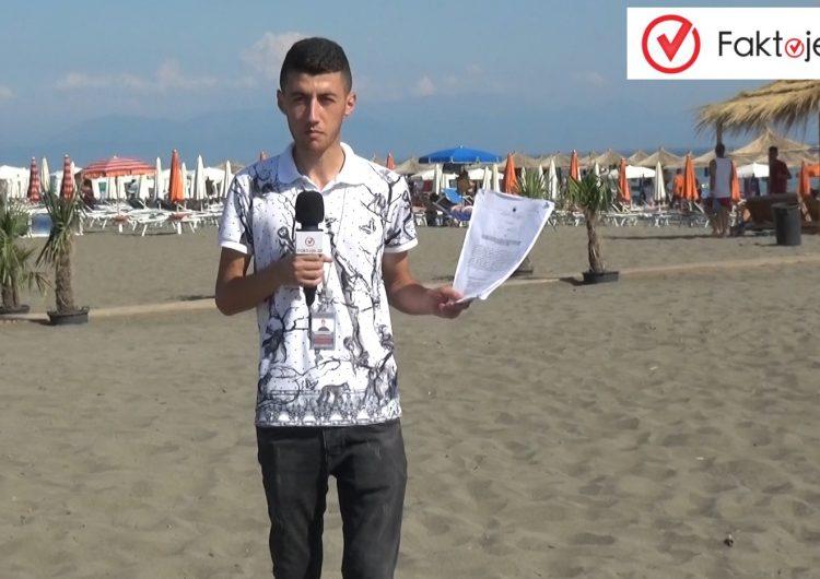 Plazhi i Velipojës/ Sa nga 10 kushtet e përcaktuara me VKM plotësohen