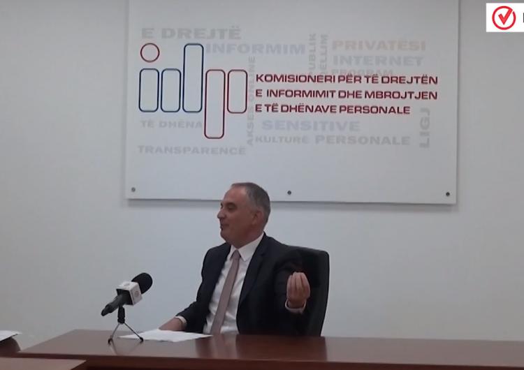 Intervistë me Komisionerin për të Drejtën për Informim (Pjesa e parë)