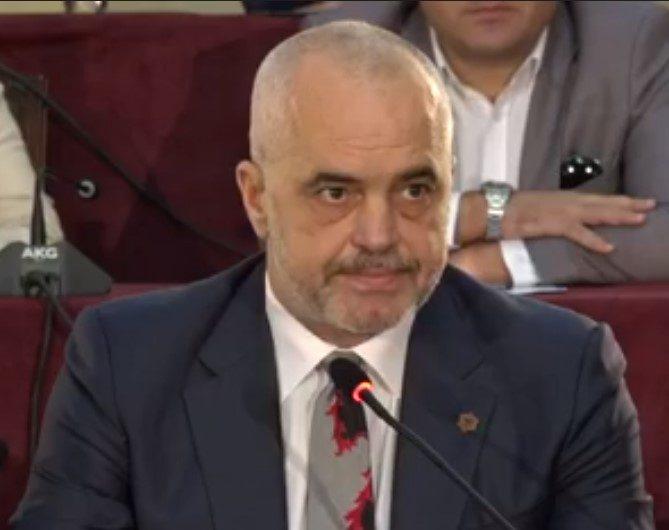 Edi Rama: Në Tiranë këtë vit janë regjistruar 5 vrasje