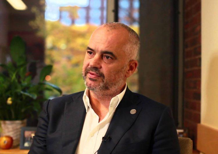 Edi Rama: Të jesh punëkërkues është një nga kriteret për të marrë ndihmë ekonomike