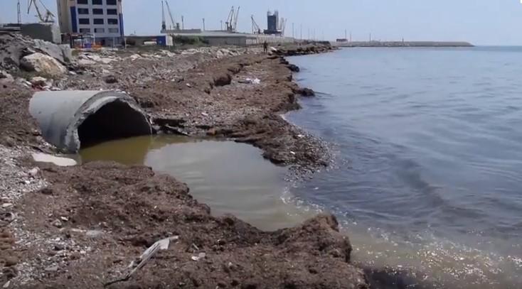 Klosi-Leli: Ujërat e zeza nuk derdhen më në det