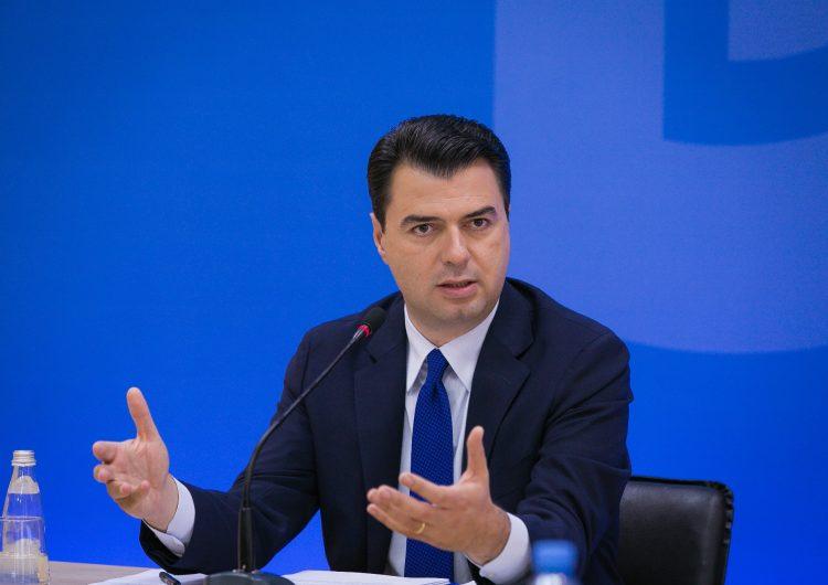 Lulzim Basha: Dekriminalizimi ka larguar plot 333 zyrtarë dhe funksionarë të lartë