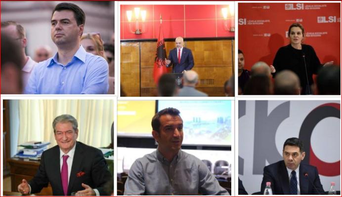 """10 nga gënjeshtrat """"më të bukura"""" të politikës shqiptare për 2018-ën"""