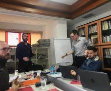 Trajnim mbi gazetarinë e të dhënave dhe atë investigative