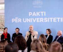 Rama: Biblioteka digjitale e universitetit gati në janar