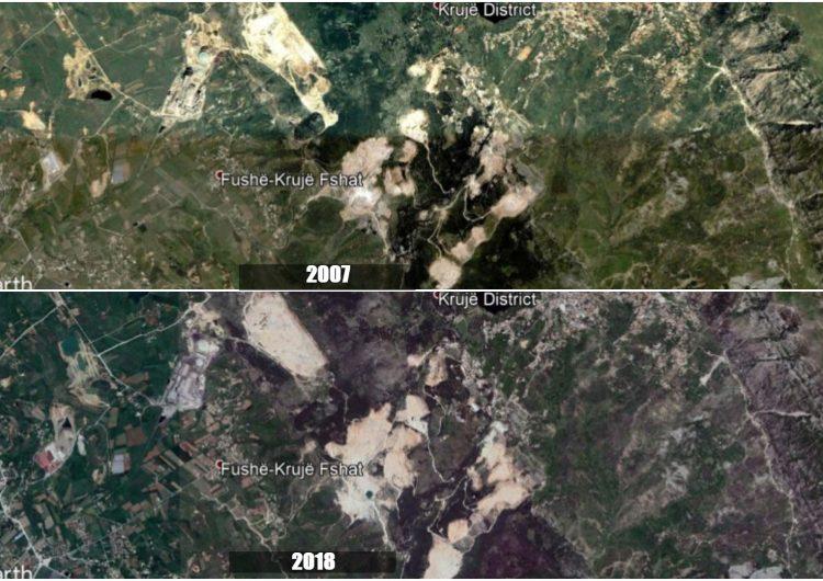 Gur gur bëhet… gurore; mali i Krujës dhe premtimet për të izoluar katastrofën mjedisore