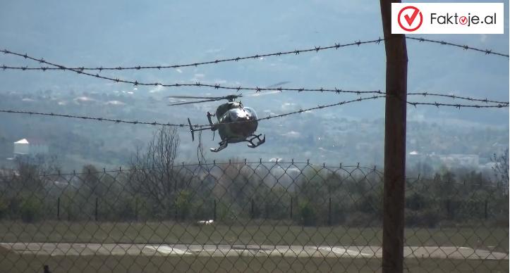 Urgjenca Kombëtare me vetëm një helikopter