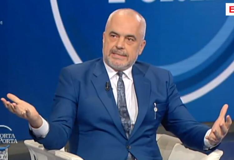 Rama: 20 mijë italianë punojnë dhe bëjnë biznes në Shqipëri