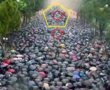 Basha manipulon fotot për të ilustruar protestën e 13 majit