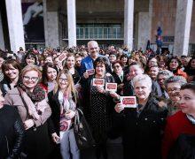 """PS """"s'u zë besë"""" grave, 8 kandidate për 61 bashki"""