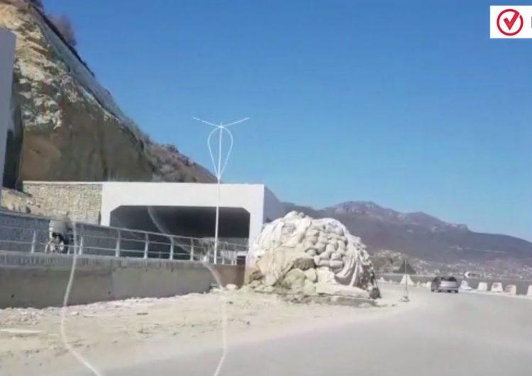 Tuneli panoramik i Pogradecit i papërfunduar
