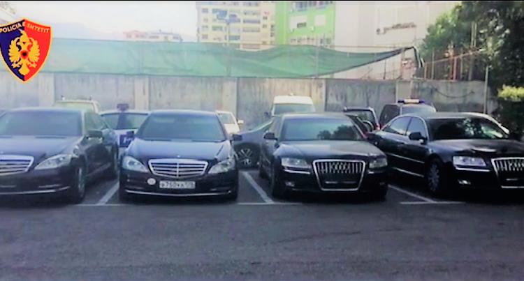 Makinat e blinduara në Shqipëri dhe numri i lartë që mund të paralajmërojë për situatën e sigurisë