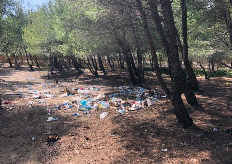 UNUM festival lë një mal me mbeturina në Shëngjin