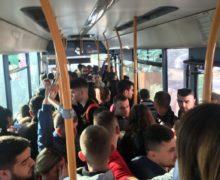Transporti urban në Tiranë/ Pakësohen gjobat, shtohen pakënaqësitë e udhëtarëve