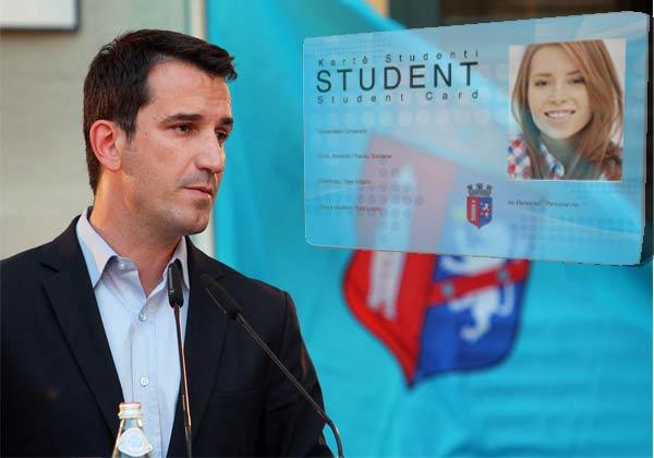 Karta e studentit ofron mbi 170 shërbime, por mungojnë më baziket