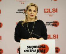 Monika Kryemadhi: Shqipëria para dy vitesh më shumë eksportonte se importonte prodhime bujqësore