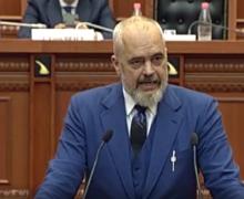 Kryeministri mbron 'antishpifjen' në Parlament